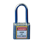 LAMINATED LONG SHACKLE PADLOCK
