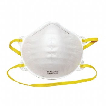N95 FOLDABLE CONE TYPE PARTICULATE RESPIRATOR