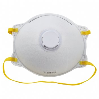 N95 CONE TYPE VALVED PARTICULATE RESPIRATOR