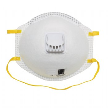 SE12U01 AS/NZS 1716:2012 FFP1 NR DISPOSABLE PARTICULATE RESPIRATOR WITH EXHALATION VALVE