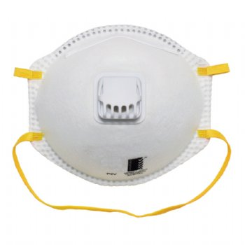 SE12U03 AS/NZS 1716:2012 FFP2 NR DISPOSABLE PARTICULATE RESPIRATOR WITH EXHALATION VALVE